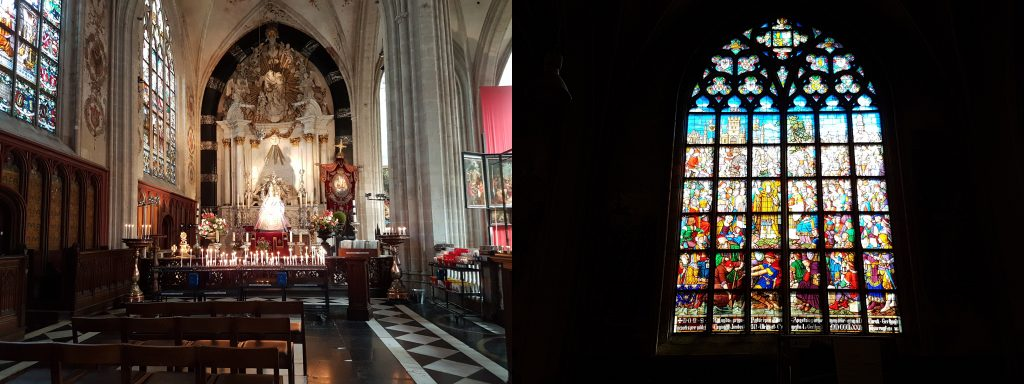 Notre Dame Cathedral Antwerp